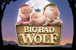 Play here Big Bad Wolf Slot