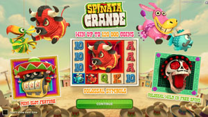 How do you play Spinata Grande