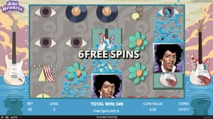 Little Wing Free Spins Bonus Feature
