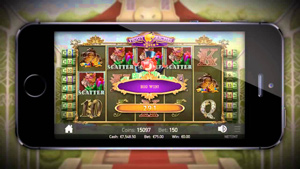 Play Piggy Riches Mobile Touch Version