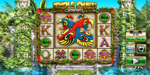 Temple Quest by Big Time Gaming