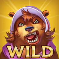 Wild symbols in Goldilocks Slot