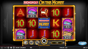 Monopoly on the Money slot review