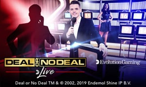 play Deal or No Deal Live