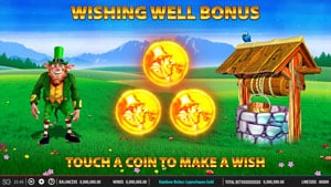 wishing well bonus