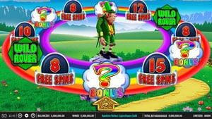 The Rainbow Ring Bonus Spinner