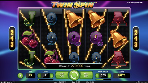 How to play Twin Spin Slot