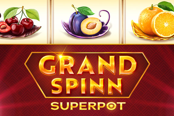 Grand Spin Slot Review