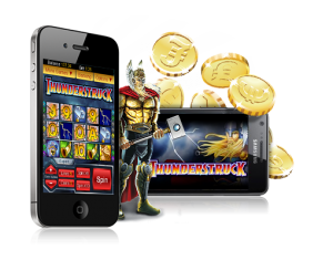 Play your favourite casinog games on mobile