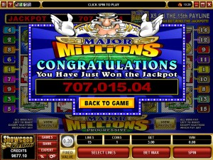 Real Money casino slot machines