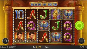 Book of Dead mobile slot