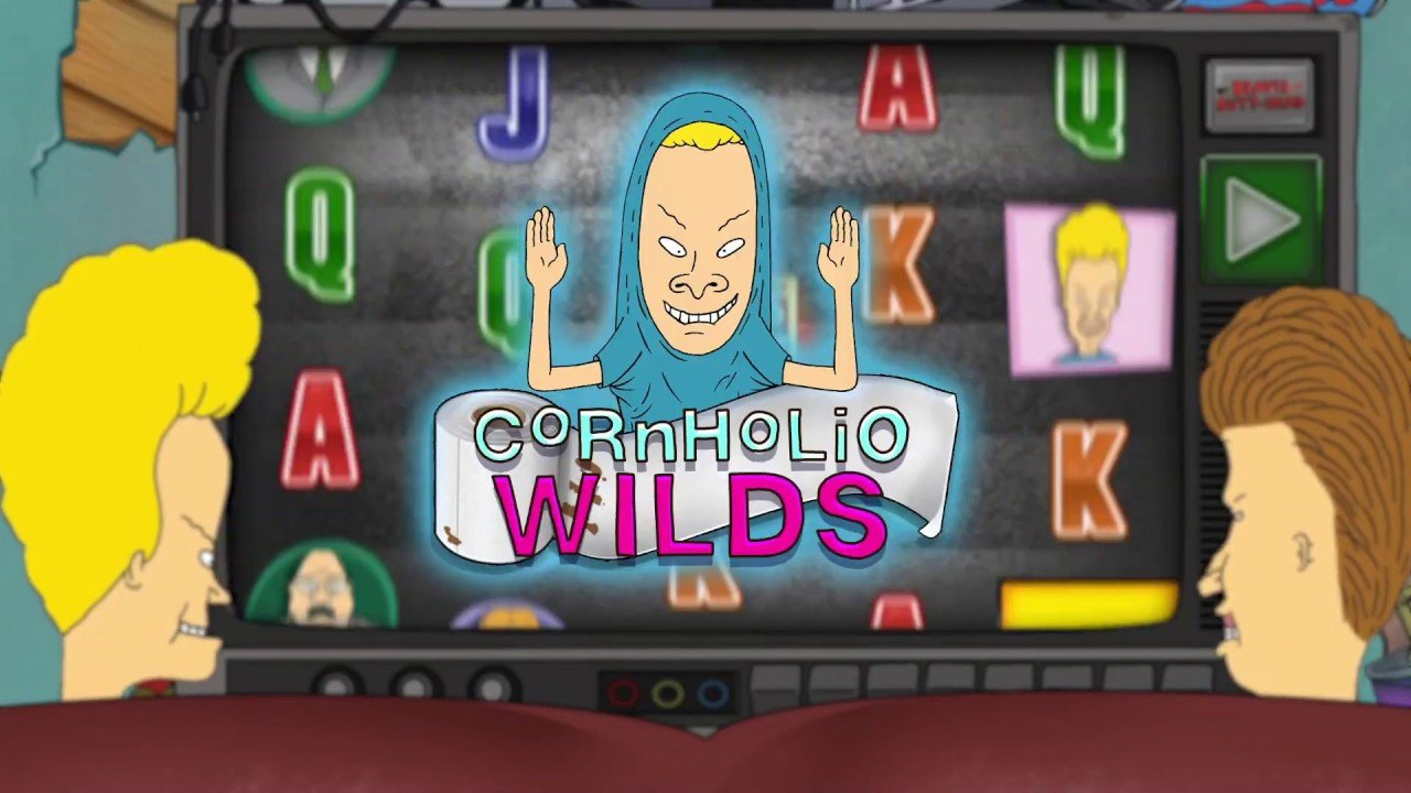 Beavis and Butthead slot