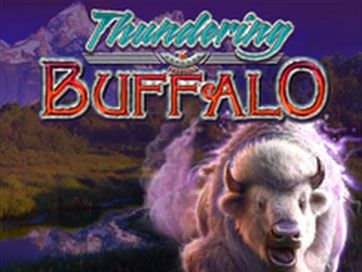 Thundering Buffalo slot game