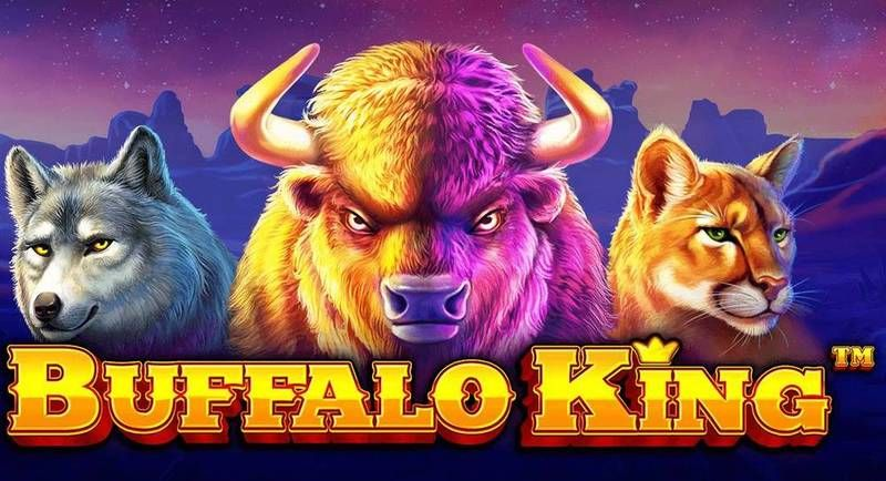 Buffalo King free buffalo slot games