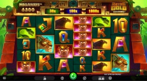 Aztec Gold Megaways Slot game