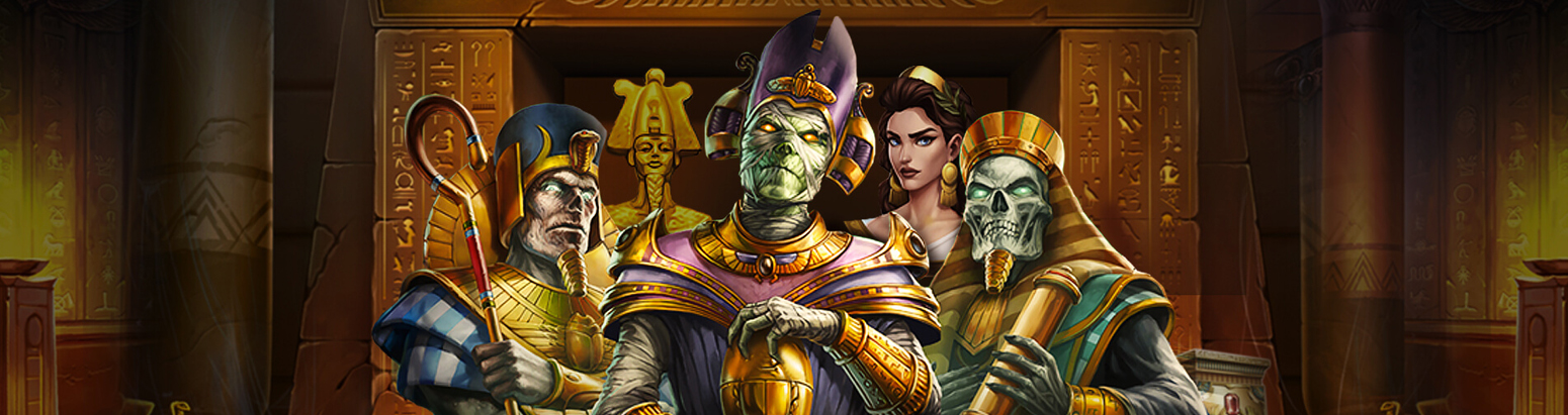 CLEOPATRA'S REIGN £5K TOURNAMENT FROM PLAY'N GO IS HERE!