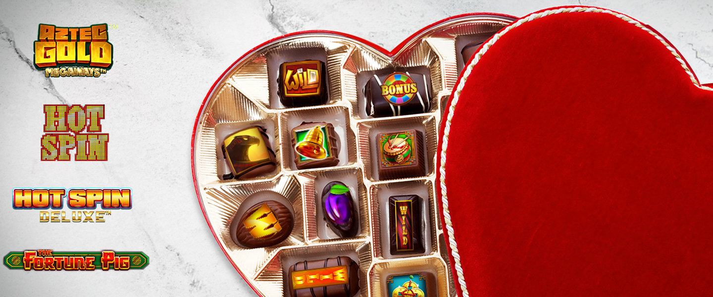 Enter iSoftbets Valentines Day Symbol Collection promotion and win a €1500 prize